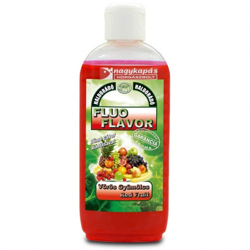 Флюо аромат Haldorado Fluo Flavor Red Fruit (Красные фрукты)
