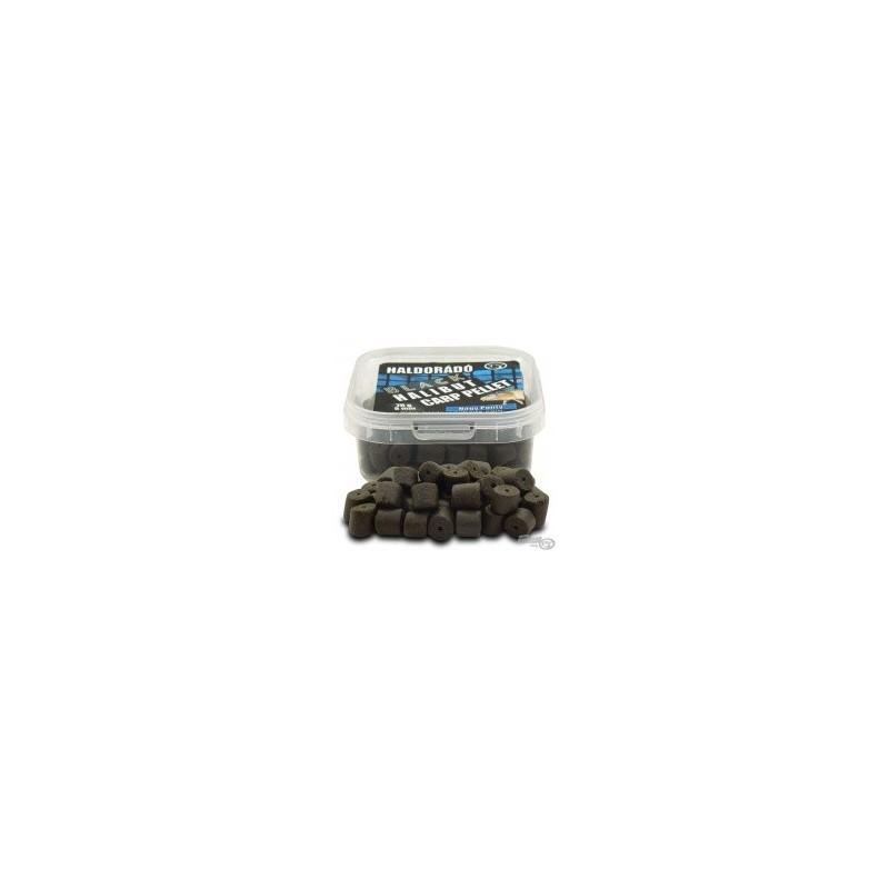Haldorádó Black Halibut Carp Pellet 8 mm Nagy Ponty
