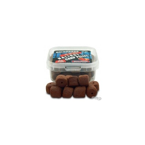 Haldorádó Red Halibut Carp Pellet 14 mm Vörös Démon