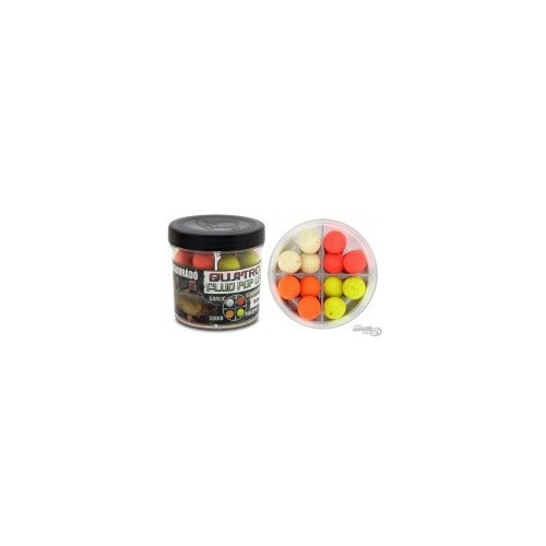Haldorádó Quatro Fluo Pop Up Boilies 14mm