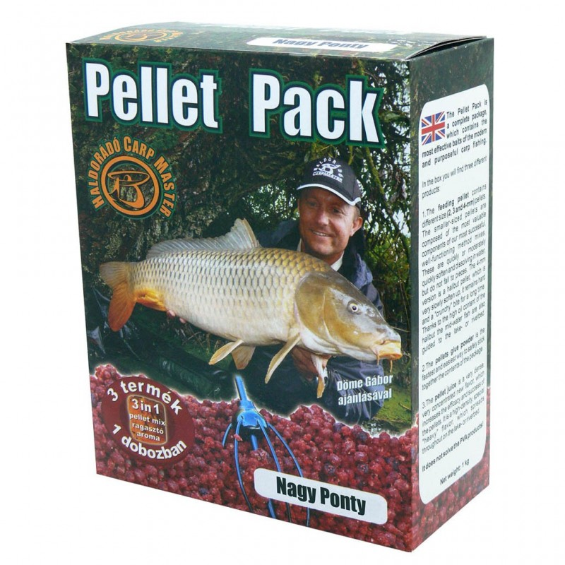 Haldorádó Pellet Pack - Vörös Démon