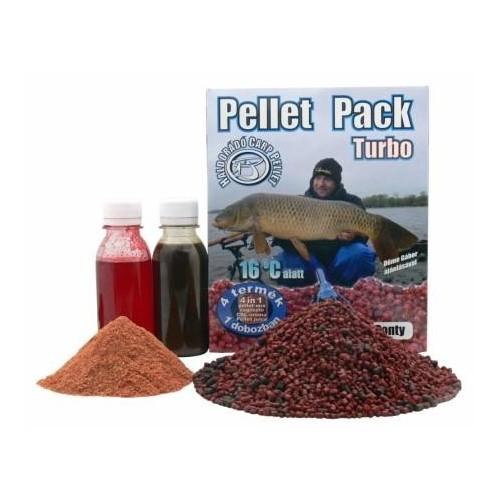 Микро Метод Пеллет Haldorado - Холодная вода
