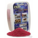 Флюо микро-пеллет Haldorádó Fluo Micro Method Feed Pellet - Vörös Gyümölcs/Red Fruit (Красные фрукты)