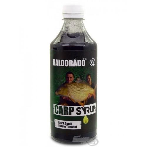 Ароматизатор Haldorádó Carp Syrup - Fekete Tintahal / Black Squid (Черный кальмар)