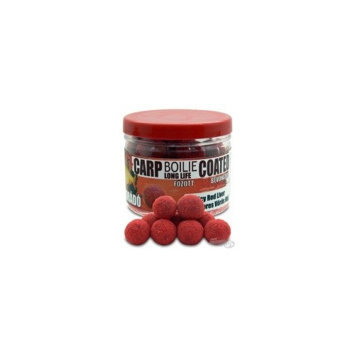 Haldorádó Carp Boilie Long Life Coated - Black Squid 70 gr