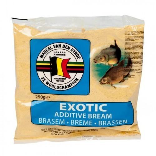Сухой ароматизатор VDE Brasem Exotic Additives Лещ Экзотик 250gr