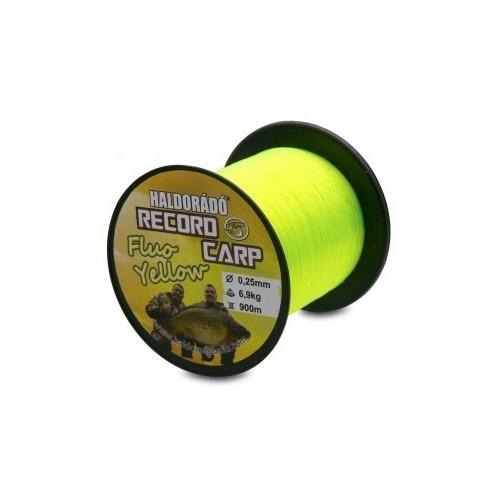 Леска Haldorádó Record Carp Fluo Yellow
