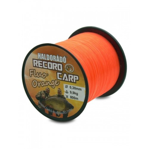 Леска Haldorádó Record Carp Fluo Orange
