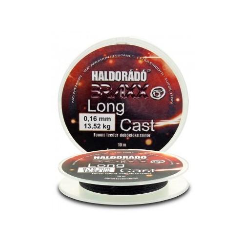 Поводковый материал Haldorado BRAXX 0,10мм