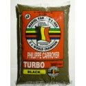 Прикормка VDE Turbo Zwart - Noir - Black 2 kg