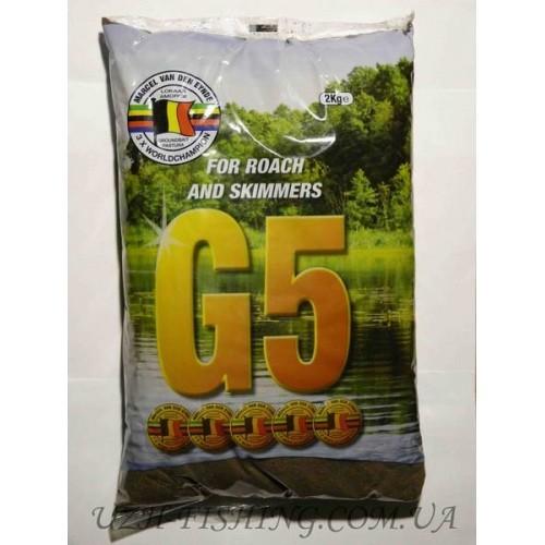Прикормка VDE G5 Scotthorne 2 kg