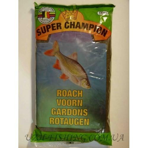 Прикормка VDE Voorn zwart - Gardon Noir - Roach Black 1 kg