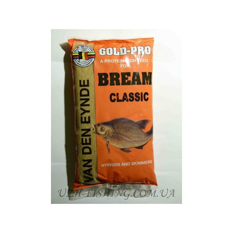 Gold - Pro Geel - Jaune - Yellow 1 kg