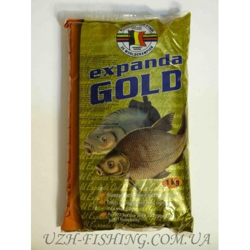 Прикормка VDE Expanda Gold 1 kg