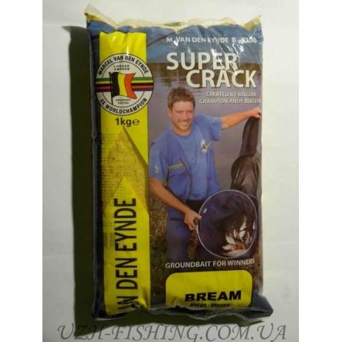 Прикормка VDE Supercrack Brasem 1 kg