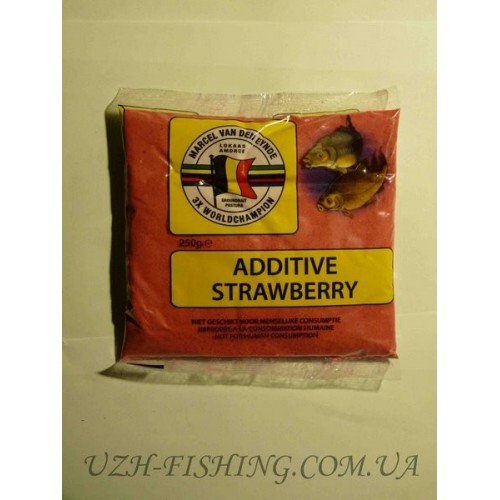 Сухой ароматизатор VDE Strawberry (Клубника) 250 gr