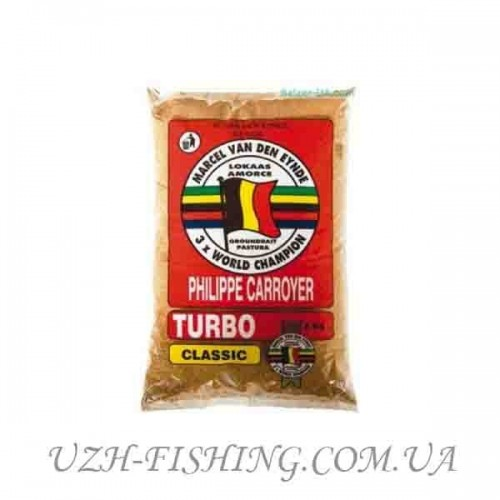 Прикормка VDE Turbo Carroyer 2 kg