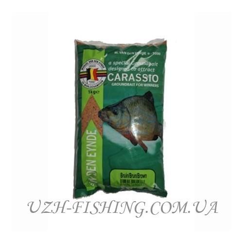 Прикормка VDE Carassio Bruin/Brun/Brown 1 kg