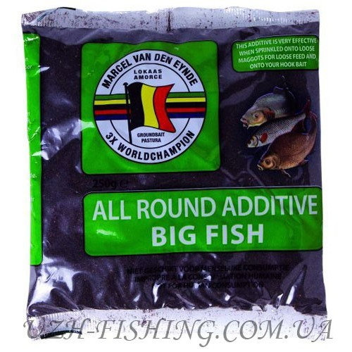 Сухой ароматизатор VDE Big Fish (Большая рыба) 250 gr