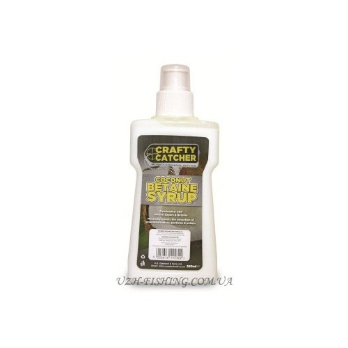Ликвид VDE Betaine Syrups Coconut (Кокос) 250 ml