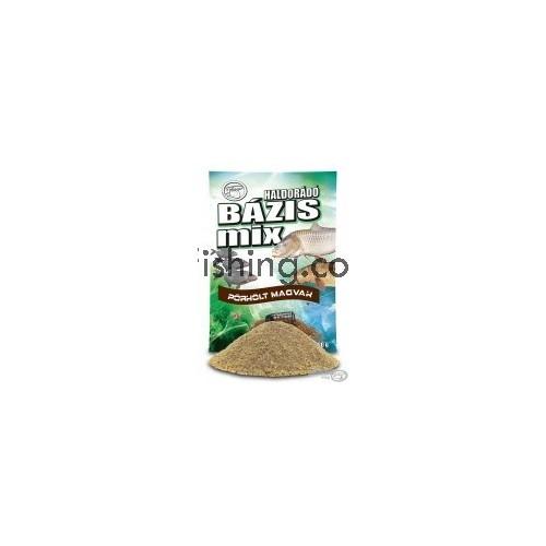 Прикормка Haldorado Bázis Mix Pörkölt Magvak (Жареные Семечки) 2,5 kg