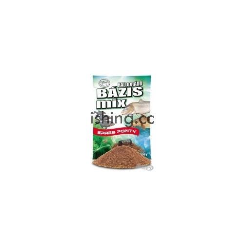 Прикормка Haldorado Bázis Mix Epres Ponty (Клубника) 2,5 kg