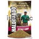 Прикормка Haldorádó Gold Feeder Secret Carp (Секрет карп) 1 kg