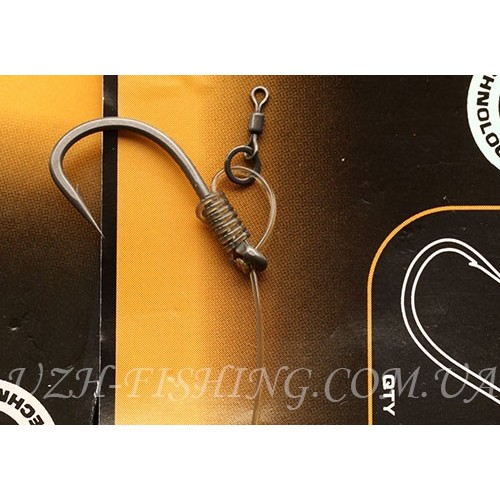 Крючки FOX EDGES™ STIFF RIG STRAIGHT Size 4