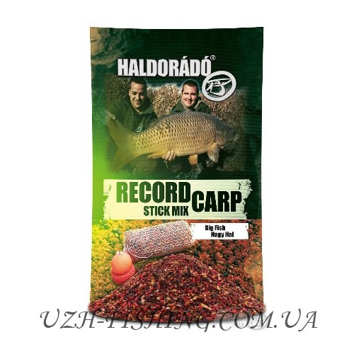 Прикормка Haldorádó Record Carp Stick Mix - Nagy Hal / Big Fish