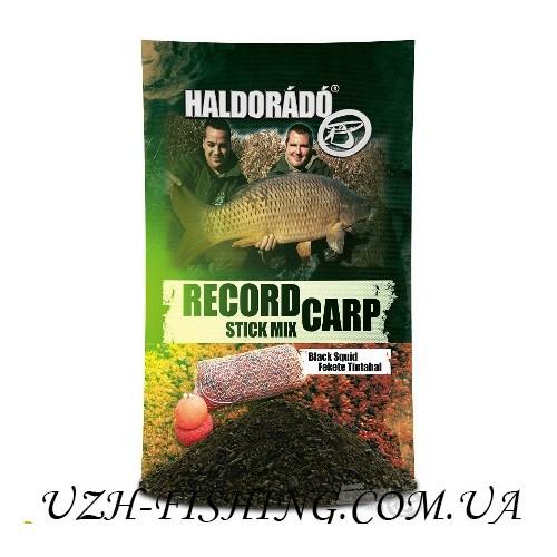 Прикормка Haldorado Stick Mix Black Squid - Черный Кальмар