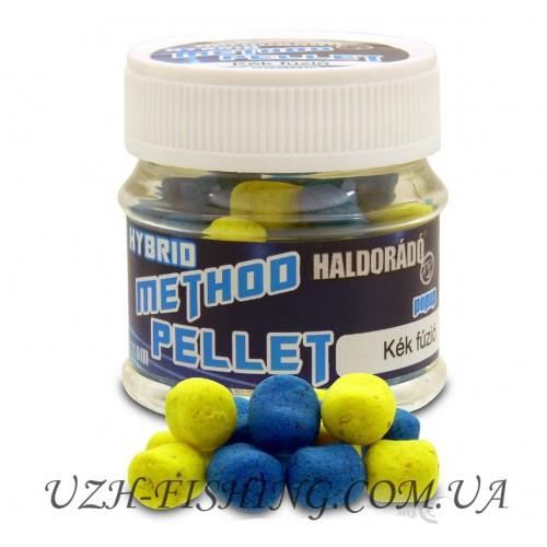 Пеллет Haldorádó Hybrid Method Pellet - Kék Fúzió / Blue Fusion