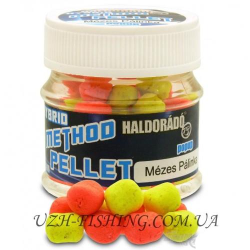 Пеллет Haldorádó Hybrid Method Pellet - Mézes Pálinka / Honey-Brandy