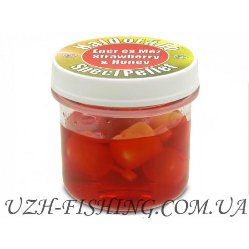 Искусственный пеллет Haldorádó SpéciPellet - Eper és Méz / Strawberry & Honey (Клубника-мёд)