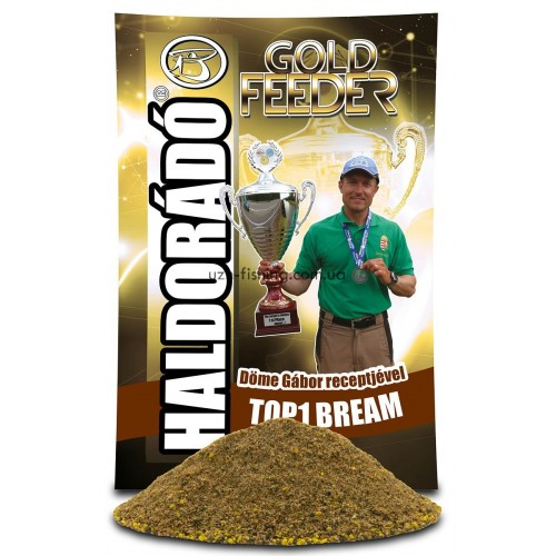 Прикормка Haldorádó Gold Feeder TOP1 Bream (Лещ) 1 kg