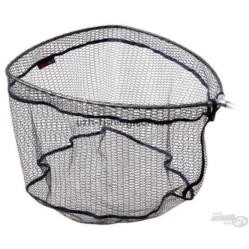 Голова подсака TEAM FEEDER CARP-1 просиликониная сетка 60x50 см глуб.35см