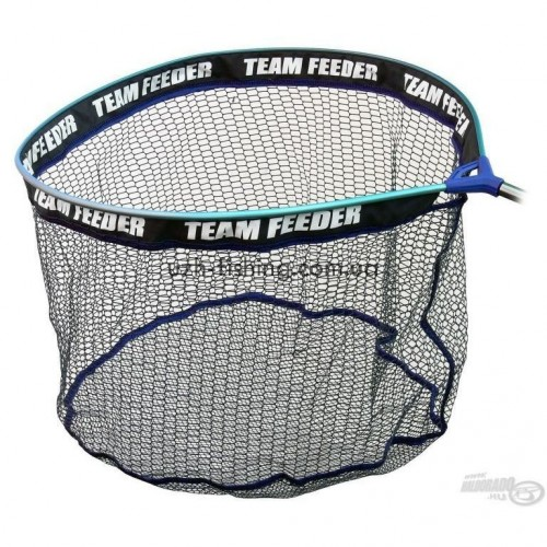Голова подсака TEAM FEEDER CARP-2 прорезиненая сетка 55x55 cм глуб.40см