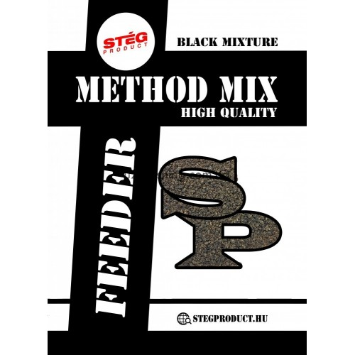Метод Микс Steg Black Mixture