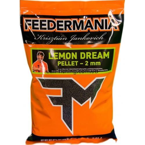 Пеллет Feedermania LEMON DREAM 800гр