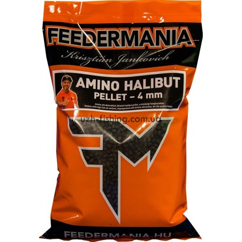 Пеллет Feedermania AMINO HALIBUT (Амино палтус)
