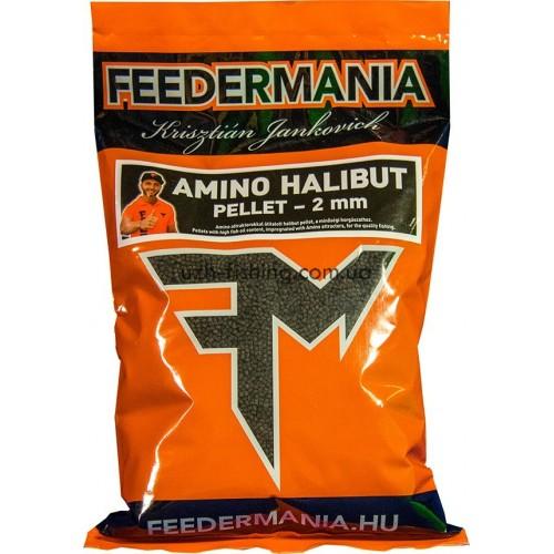 Пеллет Feedermania AMINO HALIBUT (Амино палтус)