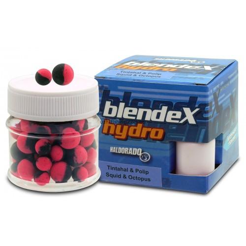 Бойлы Wafters Haldorádó BlendeX Hydro- Tintahal + Polip (Кальмар + Осьминог)