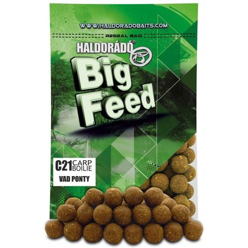 Бойлы Big Feed - C21 Boilie 21мм - Vad Ponty (Дикий карп) 800гр