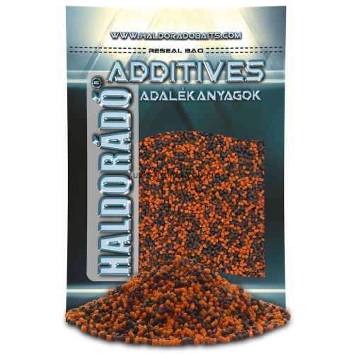 Микро-пеллет Haldorádó Micro Pellet - Csoki - Narancs (Шоколад-апельсин) 2мм 800гр