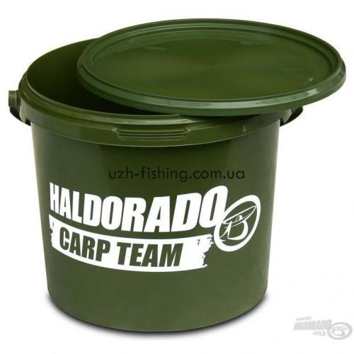 Ведро 5л Haldorado зеленое