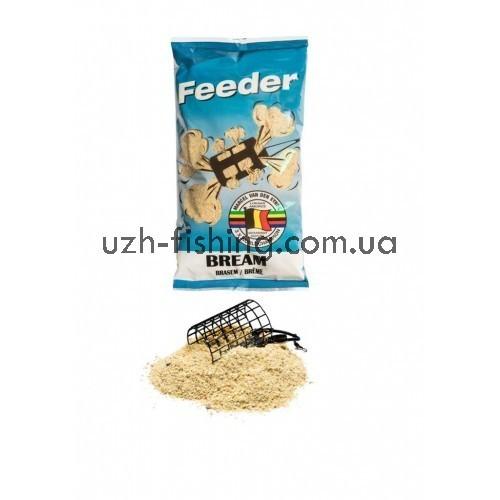 Прикормка VDE Feeder Bream (Фидер Лещ) 1кг