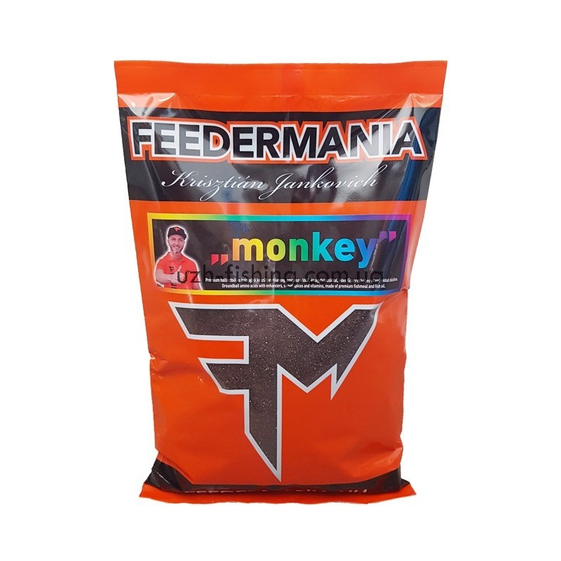 Прикормка Feedermania MONKEY 800gr