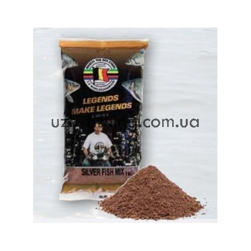 Прикормка VDE Silver Fish Mix 1 kg