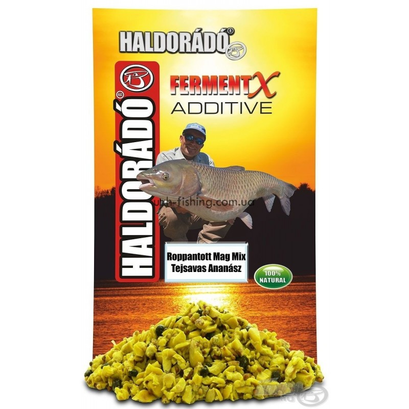 Ферментированая добавка Haldorádó FermentX Additive - Tejsavas Micro Mag Mix 0,4кг