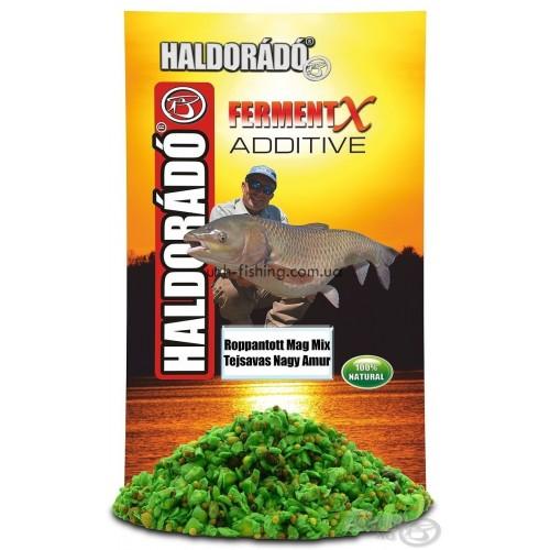 Ферментированая добавка Haldorádó FermentX Additive - Roppantott Mag Mix Tejsavas Nagy Amur (Амур) 0,4кг
