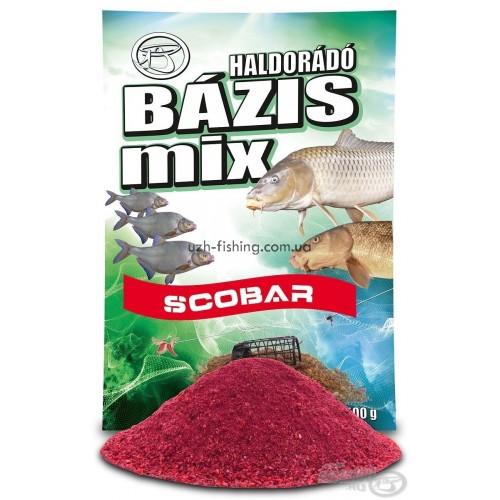 Прикормка Haldorado Bázis Mix Scobar (Подуст-марена) 2,5 kg